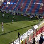 Crotone 0-2 Genoa - Lennart-Marten Czyborra 29'