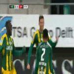 Den Haag 1-0 Sparta Rotterdam - Tomislav Gomelt 45'