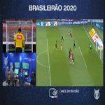 Internacional [2]-1 Bragantino - Edenilson penalty 57'