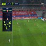 Lille 1-0 Dijon - Yusuf Yazici 29'