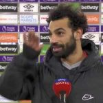 "Mohamed Salah post match interview | ""I don't like VAR. It kills football off. I don't want to complain because I'll get fined, but I don't like it."""
