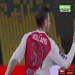 Nantes 0-2 Monaco - Kevin Volland 61'