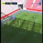 Nice 0-1 Saint-Etienne - Charles Abi 88'