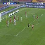 Roma 3-0 Verona - Borja Mayoral 29'