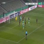 Bremen 1-0 Greuther Furth - Kevin Mohwald 12'