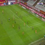 Galatasaray 1-0 Basaksehir - Henry Onyekuru 45'