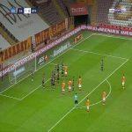 Galatasaray 2-0 Basaksehir - Ryan Donk 64'