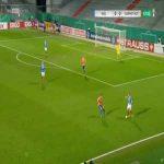 Holstein Kiel 1-0 Darmstadt - Janni-Luca Serra 58'