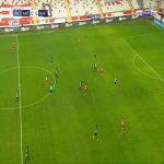 Antalyaspor 1-0 Besiktas - Gokdeniz Bayrakdar 39'