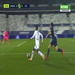 Bordeaux 0-1 Lille - Yusuf Yazici 54'