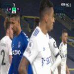 Leeds 0-2 Everton - Dominic Calvert-Lewin 41'
