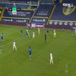 Leeds [1]-2 Everton - Raphinha 48'