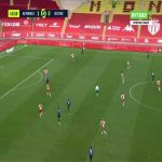 Monaco 1-[1] Nice - Pierre Lees Melou 47'