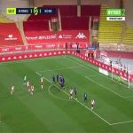 Monaco [2]-1 Nice - Wissam Ben Yedder fre-kick 51'