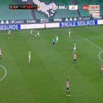 Betis 1-[1] Athletic Bilbao - Raul Garcia 90'+4'