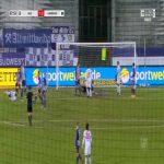 Erzgebirge Aue 1-[3] Hamburger SV - Simon Terodde PK 29'