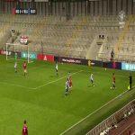 [Premier League 2] Amazing play in the corner between Amad Diallo & Hannibal Mejbri