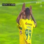 Paços Ferreira 1-0 Tondela - Douglas Tanque 2'
