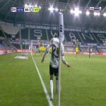 Swansea 1-0 Norwich - Andre Ayew 42'