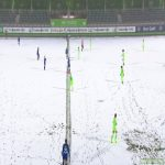 Wolfsburg-Turbine in the women's Bundesliga is being played in this conditions