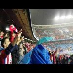 Atletico Madrid Fans Himno After Losing To Real Madrid In 1\2 Ucl Final