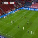 Bayer Leverkusen 2-[1] Stuttgart - Sasa Kalajdzic 50'