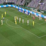 Elche 0-2 Villarreal - Gerard Moreno 35'