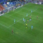 Genoa 2-0 Napoli - Goran Pandev 26'
