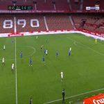 Sevilla 3-0 Getafe - Youssef En Nesyri 89'