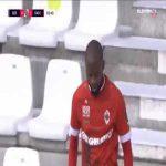 Beerschot 0-1 Antwerp - Didier Lamkel Ze 84'