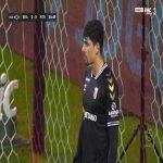 Braga 0-1 FC Porto - Sergio Oliveira penalty 35'