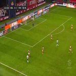 Braga 0-2 FC Porto - Mehdi Taremi 54'