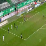 Greuther Furth [2]-1 Wurzburger Kickers - Branimir Hrgota 50'