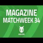 Magazine Brasileirão Matchweek 34