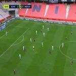 Nice 2-0 Angers - Myziane Maolida 17'