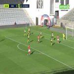 Nîmes [1]-2 Monaco - Lucas Deaux 23'