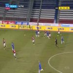 Sigma Olomouc 1-0 Sparta Praha - Kryštof Daněk 9' (Czech First League)