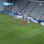 Bastia 1-0 Le Mans - Maguette Diongue 61'