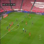 Benfica 1-0 Famalicao - Darwin Nunez 3'