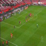 Benfica 2-0 Famalicao - Nicolas Otamendi 7'