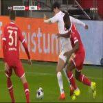 Dusseldorf 0-1 Holstein Kiel - Alexander Muhling penalty 35'