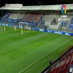 Lugo 1-0 Espanyol - Edu Campabadal 9'