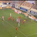 Yeni Malatyaspor 0-1 Trabzonspor - Anastasios Bakasetas 50'