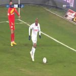 Yeni Malatyaspor 0-2 Trabzonspor - Anthony Nwakaeme 90'+6'