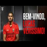 Benfica sign Lucas Veríssimo