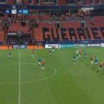 Lorient [2]-1 Paris FC - Teremas Moffi 83'