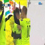 Puszcza Niepołomice [1]-1 Lechia Gdańsk - Michał Nalepa OG 17' (Polish Cup)