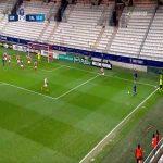 Reims 1-[3] Valenciennes - Kevin Cabral 64'