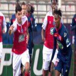 Reims 1-[4] Valenciennes - Kevin Cabral 81'