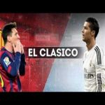 The good old days of el clasico...